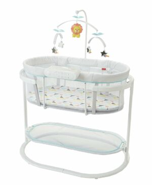 Fisher-Price Soothing Motions Bassinet Review 2020